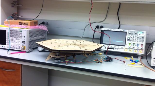 Rotating Platform